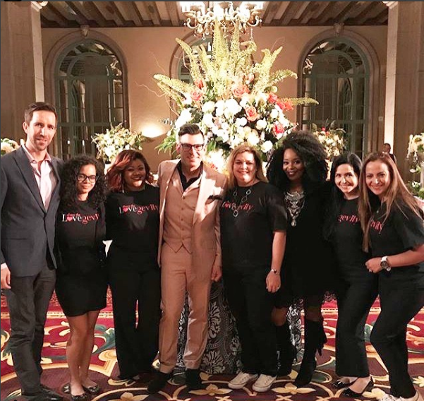 The Team - David Tutera's Event Planning Symposium - June 2017