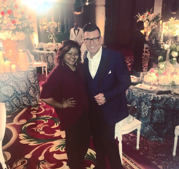 David and Niangi - David Tutera's Event Planning Symposium - June 2017